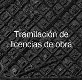 Tramitación de licencias de obra