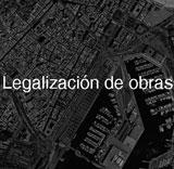 Legalización de obras