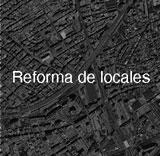 Reforma de locales