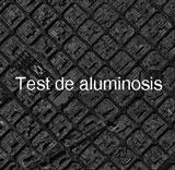 Test de aluminosis