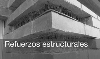 Refuerzos estructurales